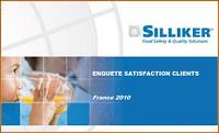 SILLIKER : Rapport d'étude satisfaction