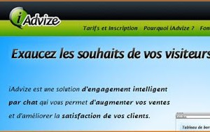 Augmentation de 70 % de la satisfaction client via la mise en place d'un « Chat ».