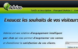 Augmentation de 70 % de la satisfaction client via la mise en place d'un «Chat».