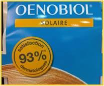 Oenobiol : Coup de soleil sur les taux de satisfaction !