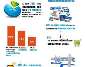 Social Marketing, Usage et confiance dans l'Internet.