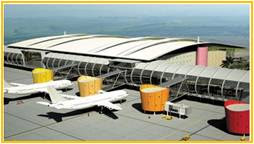 Durban Airport «Best regional airports africa 2011»