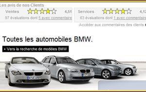 BMW Satisfaction clients, un mix intelligent entre «Etude» et «Avis conso»