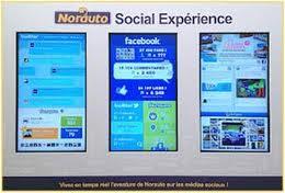 Norauto crée une plateforme interactive des médias sociaux.