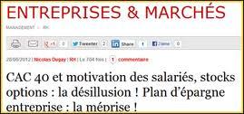 Rémunération & Motivation : que des insatisfactions !