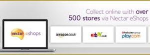 eBay (Ecommerce) + Nectar (Programmes de Fid) une association de géant !