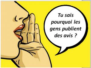 Les 8 motivations du bouche à oreille et des avis clients