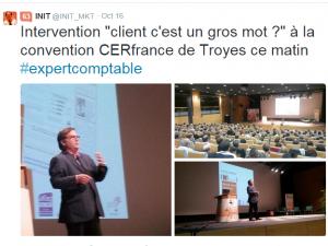 «Client» est-ce un gros mot chez les experts comptables ?