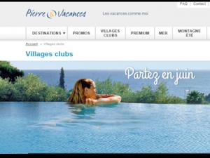 Groupe Pierre & Vacances-Center Parcs : Impact économique de la Satisfaction client ?