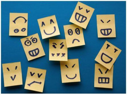 émotions des clients