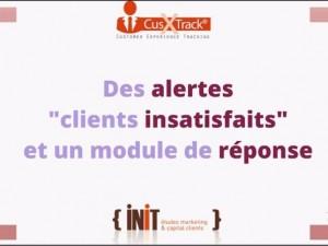 Clients insatisfaits : Soyez alertés en temps réel grâce à Custrack !
