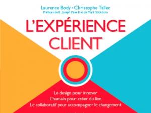 Experience client : enfin un livre en Français  !
