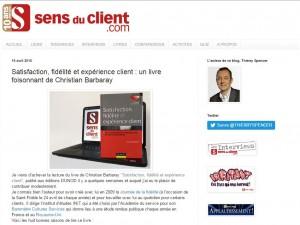 Satisfaction, fidélité et expérience client : critique du Sens du Client