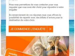 easyJet se fout de la satisfaction de ses clients !