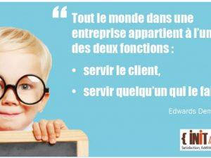 Le client, ses attentes et sa satisfaction est l'affaire de tous dans l'entreprise !