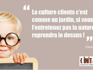 Idée forte N°6 «culture client»