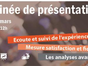 Dernières places : matinée satisfaction, Fidélité & Expérience Client !