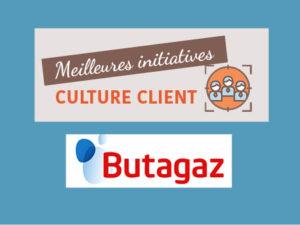 Butagaz est 100% engagée pour ses clients et le prouve !