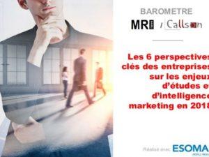 Baromètre MRNews – Callson 2018