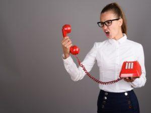 Les 5 éléments qui frustrent le plus les consommateurs quand ils contactent un Service Client